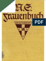 Semmelroth, Ellen Und Stieda, Renate Von - N.S. Frauenbuch (1934, 287 S., Scan, Fraktur)