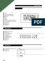Thomann SP5500 Manual p6