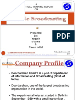 doordarshan ppt