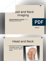 Head and Neck Imaging