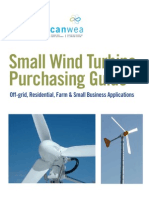 3065 Small Wind Turbine Purchasing Guide - Off-Grid, Residential, Farm & Small Business Applications 4