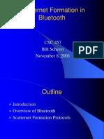 Scherer Bluetooth