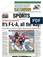 News-Herald Sports Front Page 8-22