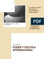 SÉPTIMA EXPOSICIÓN, Poder y Política Internacional