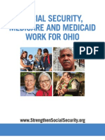 Social Security, Medicare and Medicaid Work for Ohio 2012