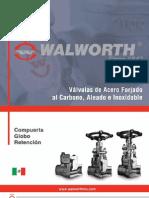 Walworth Valvulas