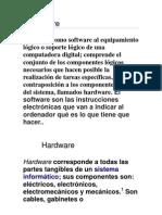 definiciones de informatica