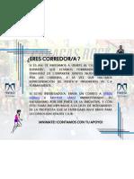 Invitacion Pentech Runners '12