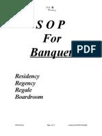 Banquet Sop