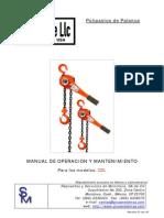 Manual Levers 08-REV01