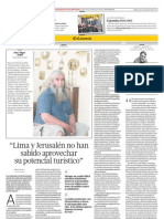 Entrevista con Pepe Alalú