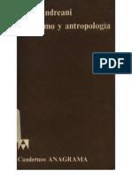 Andreani, Toni. Marxismo y Antropologia