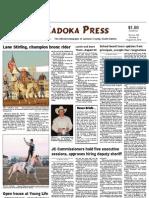 Kadoka Press, Thursday, August 23, 2012