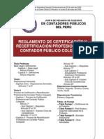 reglamento_certificacion_recertificacion_25-05-2009
