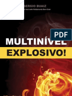 Multinivel Explosivo - eBook 18cap