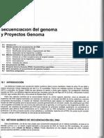 0-1tema 18 Secuenciacion Del Genoma y Proyectos Genoma