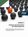 Mercadotecnia - Unidad 3 - Sistemas de Información de la Mercadotecnia