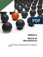 Mercadotecnia - Unidad 5  - Investigación de Mercados