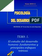 Tema 1 Psicologia Del Des Arrollo