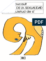 Foucault, M. Historia de La Sexualidad 3 La Inquietud de Si