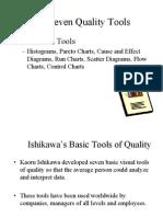 Seven Quality Control Tools