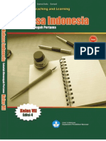 Buku Sekolah Elektronik  BahasaI ndonesia Untuk SMP Kelas VII