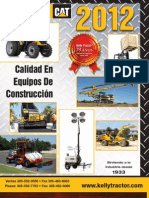 KellyTractor 2012 Catalog Espanol