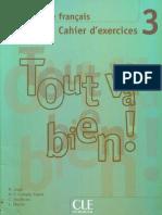 29292783 Tout Va Bien 3 Cahier d Exercices