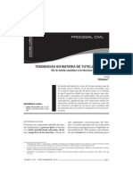 Daniel Mitidiero - Tendencias en Materia de Tutela Sumaria