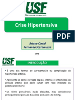 Aula Crise Hipertensiva