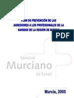 Murcia Prevencion de Violencia Labora