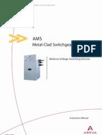 Ams 40.5kv en Manual