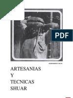 Artesanias y Tecnicas Shuar
