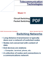 Circuit Switching (Network) by William Stallings