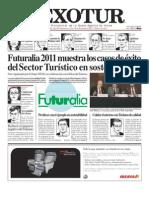 Futuralia 2011 muestra los casos de éxito del Sector Turístico en sostenibilidad
