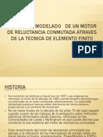 Control y Modelado de Un Motor de Reluctancia