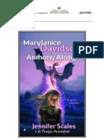 Davidson Mary Janice - Jennifer Scales 1 - El Fuego Ancestral