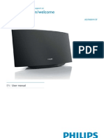 Philips Soundavia User Manual
