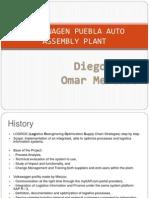 Volkswagen Puebla Auto Assembly Plant [Autoguardado]