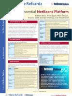 Netbeans-Platform RefCard
