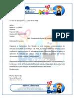 CartaPresentacion