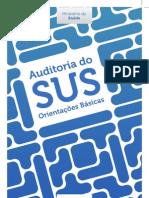 SAUDE -SUS - LivroAuditoria 2011