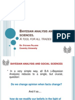 Bayesian Analysis and Social Sciences (Paladini)