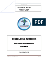 Sociologia juridica (texto)