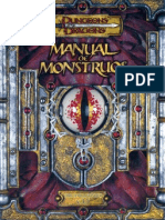 Manuales Basicos - Manual de Monstruos 3.5