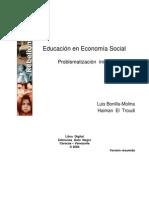 Bonilla Luis - Educacion en Economia Social