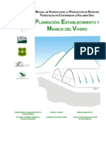 Manual de viveros Vol. 1 Planeación, establecimiento y manejo del vivero Landis et al 2004