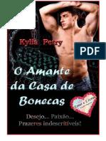 Kylia Petry - O Amante da Casa de Bonecas[1ºcap]