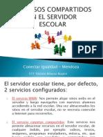 Servicios en Servidor Escolar