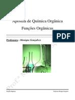 Apostila Química Orgânica - Profª. Monique 2011